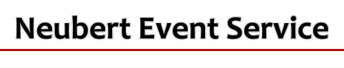 Neubert Event Service Logo